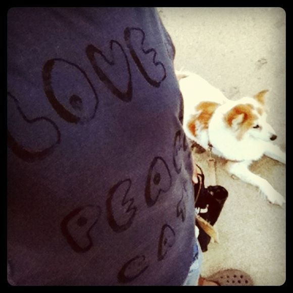 Love & Peace & Cats & Dog